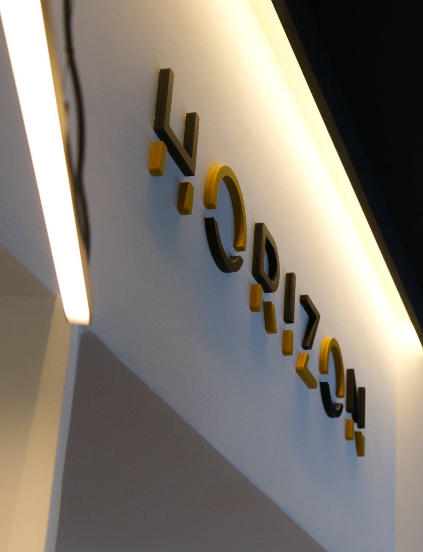 Logotipo Restaurante horizon de Castro Urdiales